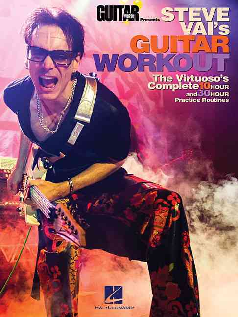 Guitar World Presents Steve Vai's Guitar Workout By Vai, Steve (CRT)